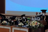 UAD Yogyakarta mewisuda 1.083 lulusan