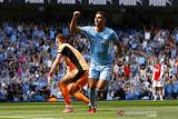 Liga Inggris : Pep Guardiola puji Ferran Torres