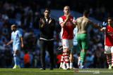 Arteta berterima kasih kepada suporter selepas Arsenal kalah  telak