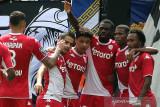 Monaco raih kemenangan pertama di Liga Prancis musim ini