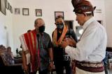 Ketua  DPD RI kunjungi Sonaf Babau