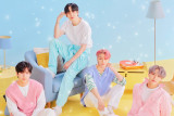 Sparkling, grup K-pop fiksi yang puncaki tangga musik Korea