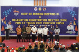 PB PON XX harap utusan CdM Meeting III segera sampaikan kesiapan PON Papua