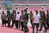 Pangdam XVII/Cenderawasih dampingi kunjungan Panglima TNI dan Kapolri di Papua