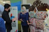 Kunjungan ke Cirebon, Menteri BUMN apresiasi PLN dukung 8000 UMKM hadapi pandemi
