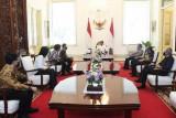 Jokowi apresiasi konser 48 tahun God Bless