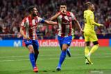Gol bunuh diri Villarreal menyelamatkan muka Atletico Madrid