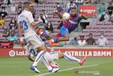 Barcelona gulung Getafe 2-1