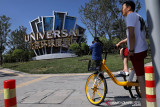 Tiket pembukaan Universal Studios Beijing China ludes dalam satu jam