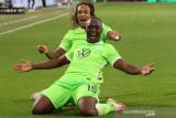 Wolfsburg lanjutkan awal musim sempurna saat kalahkan Leipzig 1-0