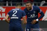 PSG pimpin klasemen sementara Liga Prancis