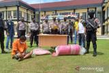 Setelah buron 20 hari, R ditangkap polisi dalam kasus pembunuh, ini kronlogisnya (Video)