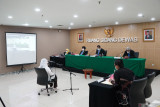 Dewas beri sanksi potong gaji pokok Wakil Ketua KPK Lili Pintauli Siregar Rp1,8 juta