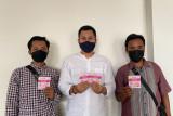 Mahasiswa KKN Itera buat produk masker bengkuang dari desa binaan