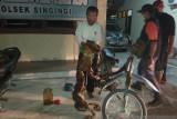 KLHK gagalkan penjualan kulit harimau serta janin rusa di Riau