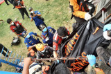 Tim SAR temukan jasad korban tenggelam di kali Ciliwung