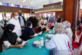 Darul Siska gelar vaksinasi massal di Sumbar, dorong pencapaian target nasional
