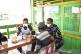 Lantamal XIII Sasar Vaksin COVID-19 ke Wilayah Transmigrasi di Kaltara