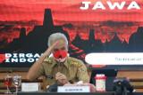 Ganjar mempertanyakan empat daerah di Jateng tidak dapat vaksin