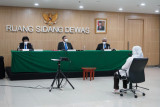 Pukat UGM : Sanksi atas Wakil Ketua KPK Lili Pintauli terlalu ringan