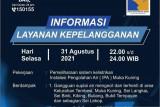 SPAM Batam: Pelayanan air minum terganggu  karena perbaikan instalasi