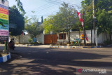 Rumah pribadi Bupati Probolinggo Puput Tantriana Sari tertutup rapat usai OTT KPK