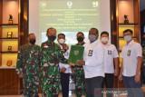 Kementerian PUPR gandeng Kodam Cenderawasih bangun jalan Banti-Aroanop