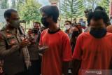 Pejambret belasan TKP ditangkap di Lombok Tengah