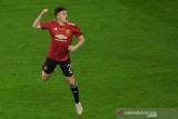 Manchester United melepas Daniel James ke Leeds seharga Rp490 miliar