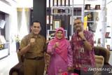 Pemkab Padang Pariaman terima kunjungan Balai Pengembangan PAUD dan Dikmas Sumbar