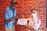 Pertamina berikan bantuan tujuh mantan atlet berprestasi Merauke