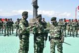 Letkol Inf Topan Angker jabat Danyonif Raider 712 Wiratama