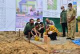 Pemprov-GAPKI Riau mulai bangun 1.000 rumah bagi buruh sawit
