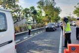 Polisi tetap perketat wilayah perbatasan Sidoarjo dengan Surabaya