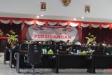 DPRD Sitaro gelar rapat rancangan perubahan KUA- PPAS