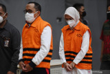 Bupati Probolinggo ditahan