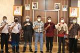 Bupati Lampung Tengah-Bappenas bahas kelanjutan pengembangan Terminal Betan Subing