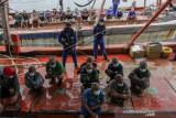 Polair Tangkap Empat Kapal Pencuri Ikan