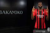 AC Milan pinjam gelandang Tiemoue Bakayoko dari Chelsea