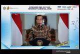 Presiden Jokowi minta akses pembiayaan dipermudah dan disederhanakan