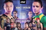 ONE Championship gelar laga khusus petarung  wanita 3 September
