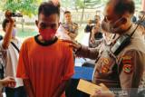 Aksi mantan montir di Lombok curi kendaraan terungkap rekaman CCTV