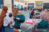 Pelajar SMK Negeri 2 Baubau jalani vaksinasi