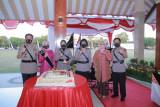 Enam Polwan dapat penghargaan dari Kapolda NTB