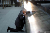 Biden akan mengunjungi tiga lokasi serangan 11 September