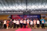 PON Papua-DIY luncurkan seragam kontingen PON Papua bernuansa biru