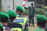 Ribuan personel amankan kunjungan Presiden Joko Widodo ke Lampung