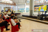 Jusuf Kalla sapa peserta Gebyar 75.000 Vaksin di Makassar