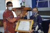 KPP Pratama Mataram raih penghargaan atas kinerja pelaksanaan anggaran