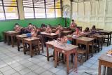 350 siswa di Jakarta Barat  jalani pemeriksaan kesehatan mata